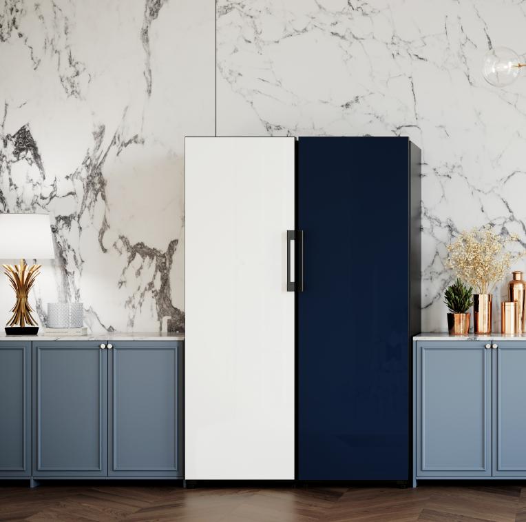 סדרת BESPOKE התאימו את המקרר לטעם שלכם