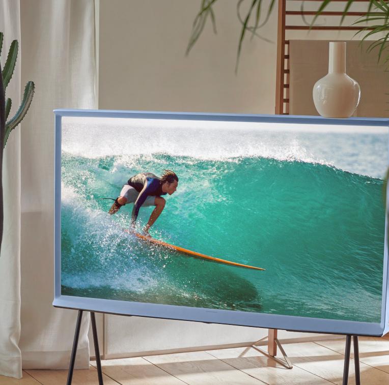 סדרת Samsung LifeStyle יופי ללא תנאי, שלמות של סגנון חיים