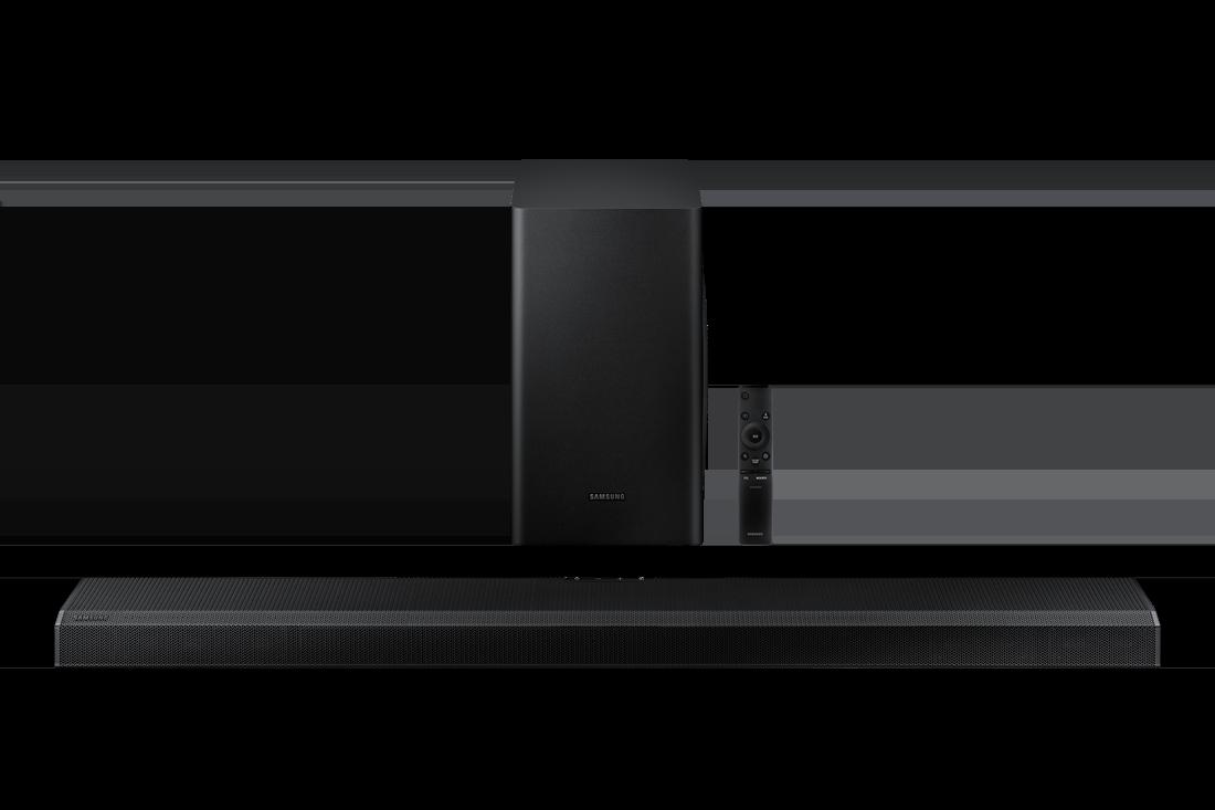 מקרן קול אלחוטי דגם HW – Q800T + סאב אלחוטי – BT – Wi – Fi