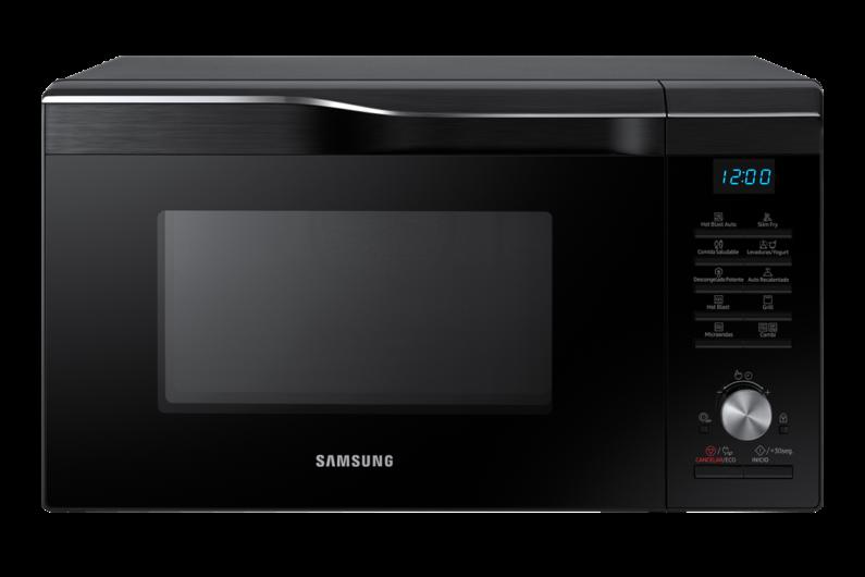 מיקרוגל משולב Samsung Hot Blast דגם MC28M6055CK