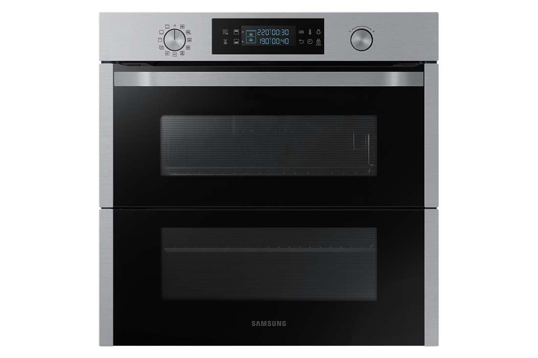 NV75N5671RS תנור אינטגרלי בטכנולוגיית Dual Cook Flex בנפח 75 ליטר