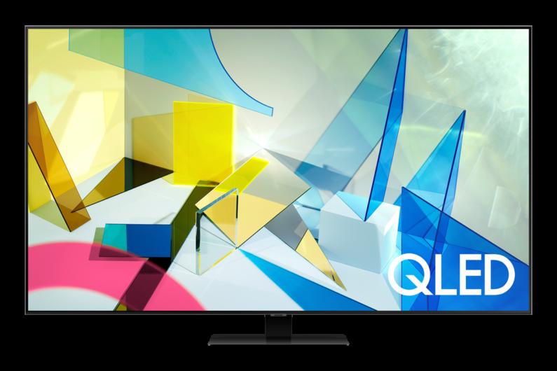 טלוויזיית Q80T