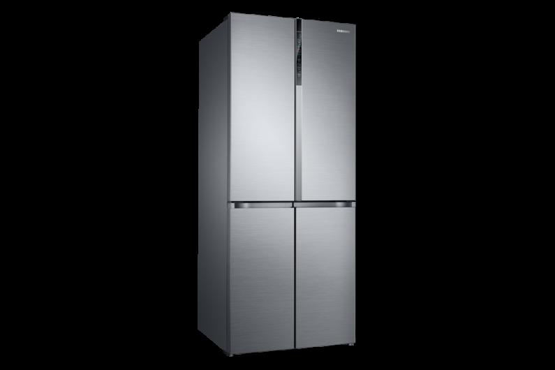 מקרר 4 דלתות סמסונג דגם S8/RF50K5920