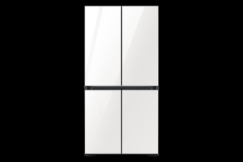 מקרר 4 דלתות Bespoke מותאם למטבח קו אפס, דגם WH/RF70T9113GR