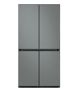 מקרר 4 דלתות BESPOKE דגם RF90T9013GR