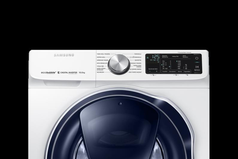 מכונת כביסה Samsung דגם WW80M645OPM