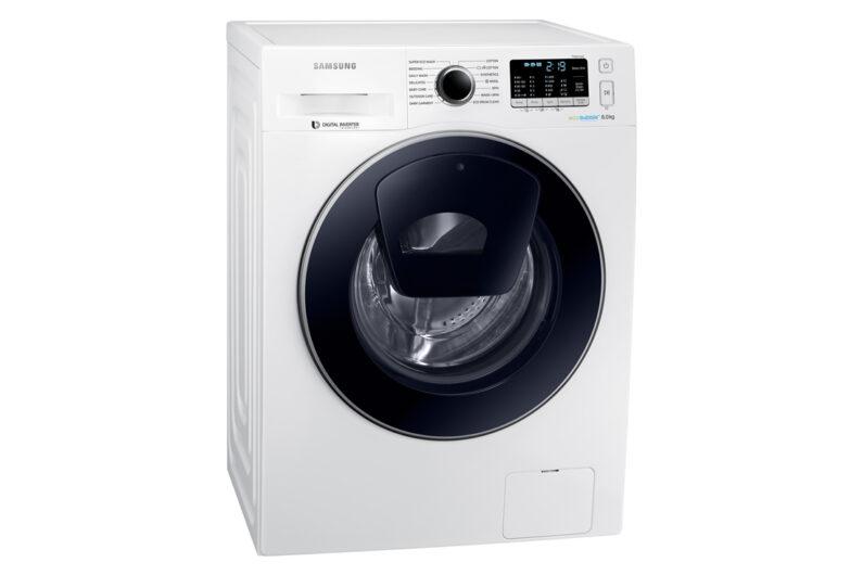 מכונת כביסה Samsung דגם WW80K5410UW