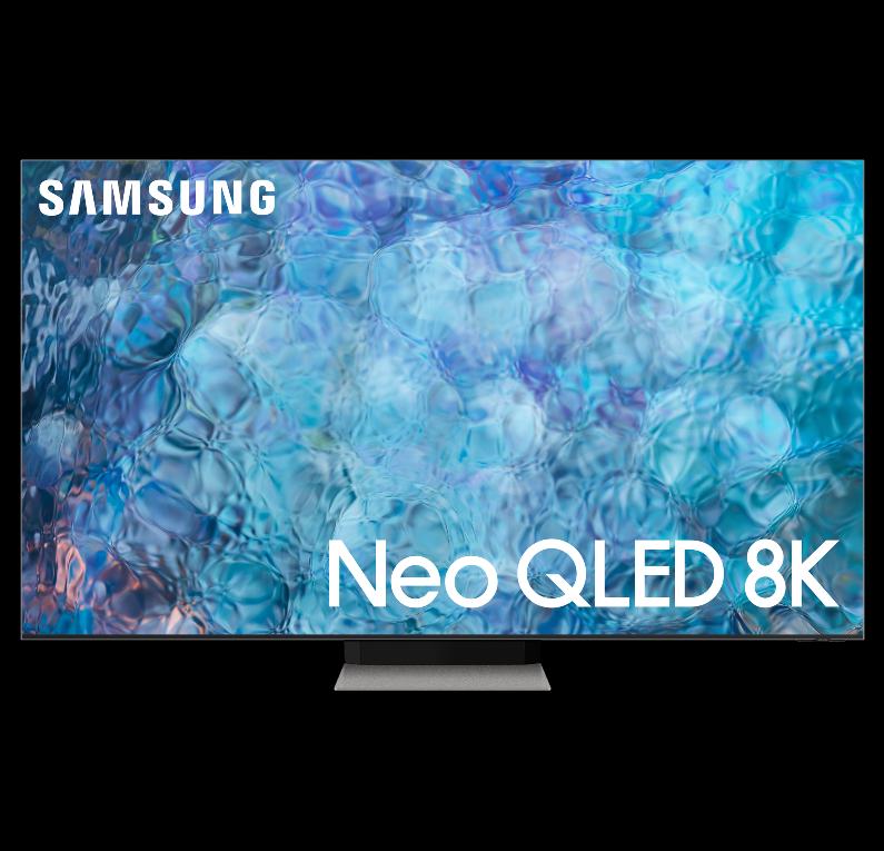 """מסך סמסונג """"85 NEO QLED 8K דגם 85QN900A"""